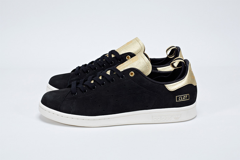 Adidas Consortium x CLOT Stan Smith | sneakerb0b RELEASES