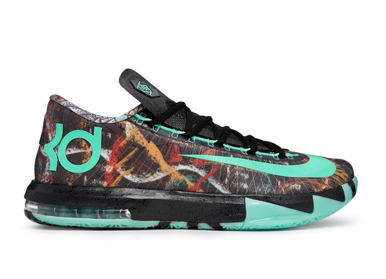 978ca18e570e Nike KD VI All Star – Illusion