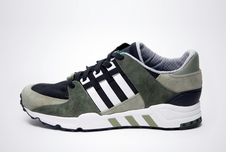 Adidas Eqt Running Support Tent Green