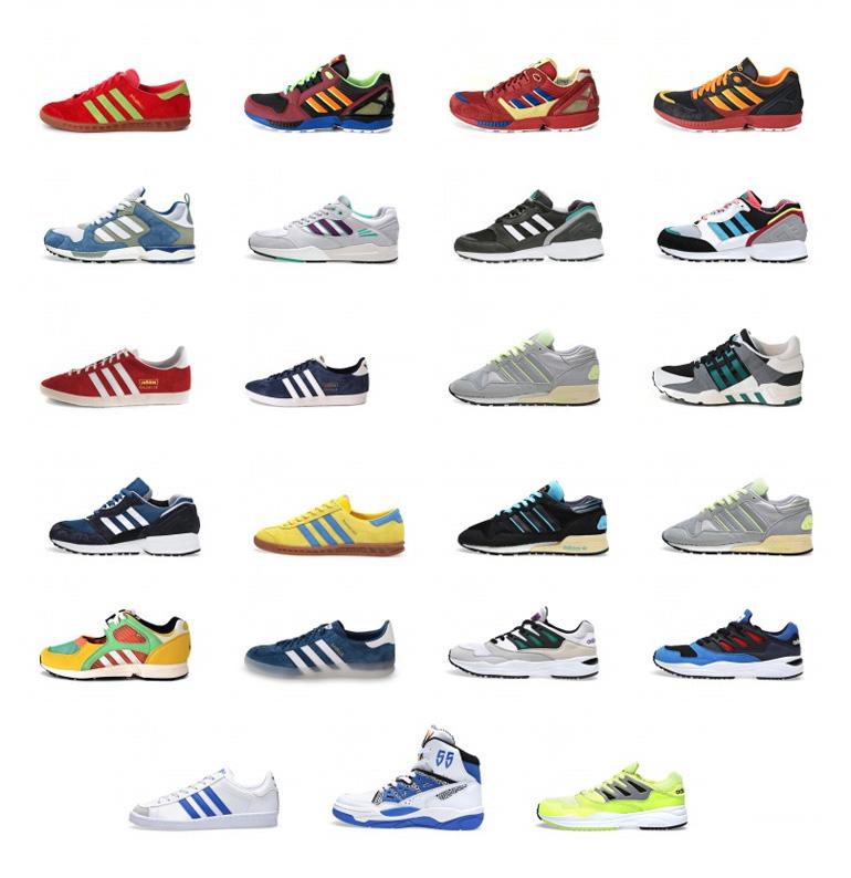 adidas online order