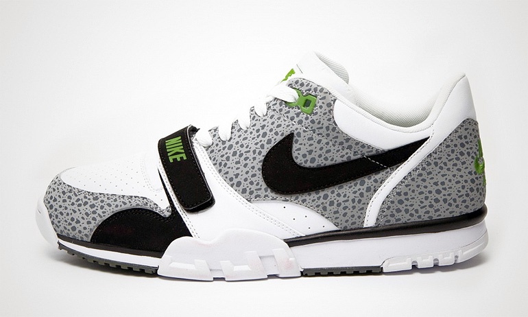 performance sportswear get online shoes for cheap Nike AIR Trainer 1 Low ST – Safari White | sneakerb0b RELEASES