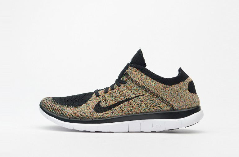 huge discount 332a8 b3b13 Nike Free Flyknit 4.0 – Multicolor | sneakerb0b RELEASES