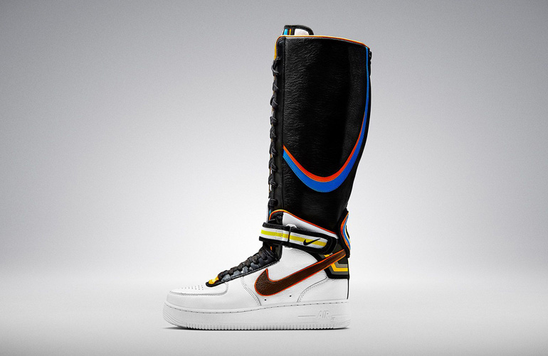 nike air force 1 stivaletto