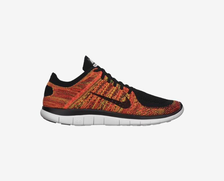 Nike Free 4.0 Flyknit Multicolor Kaufen