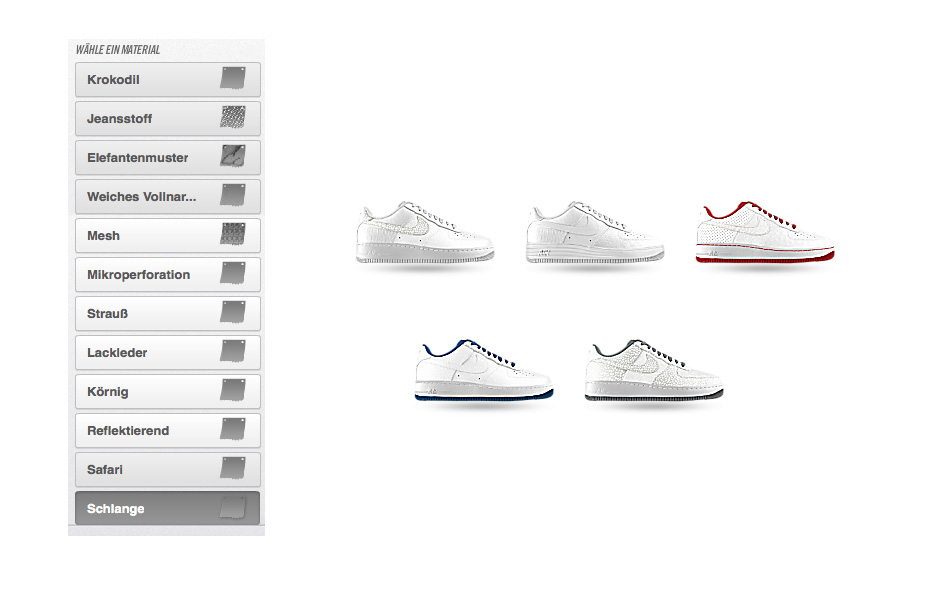 Nike AIR Force 1 Low – Premium iD  4f03aa97a