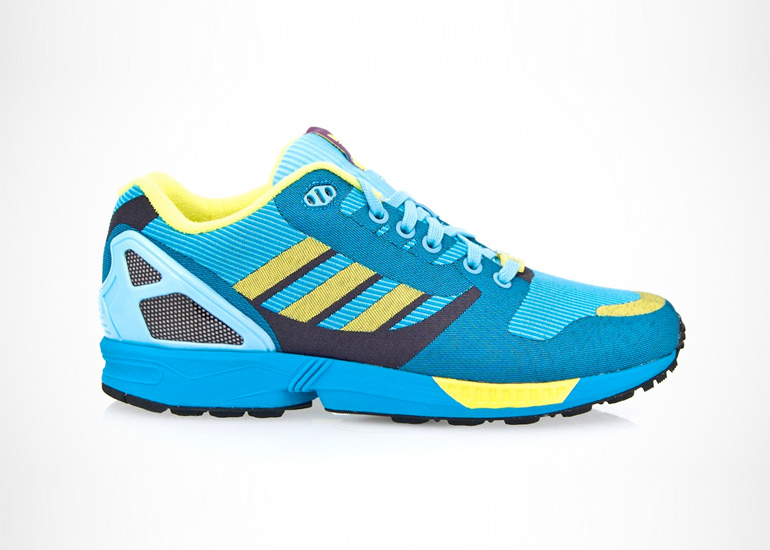 on sale 51334 84d07 adidas ZX FLUX WEAVE – AQUA   sneakerb0b RELEASES