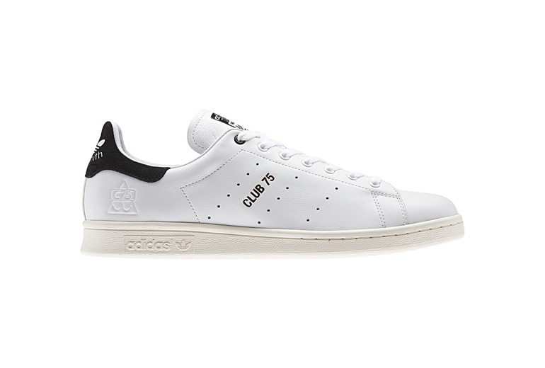 Adidas C75 Stan Smith - White/Black