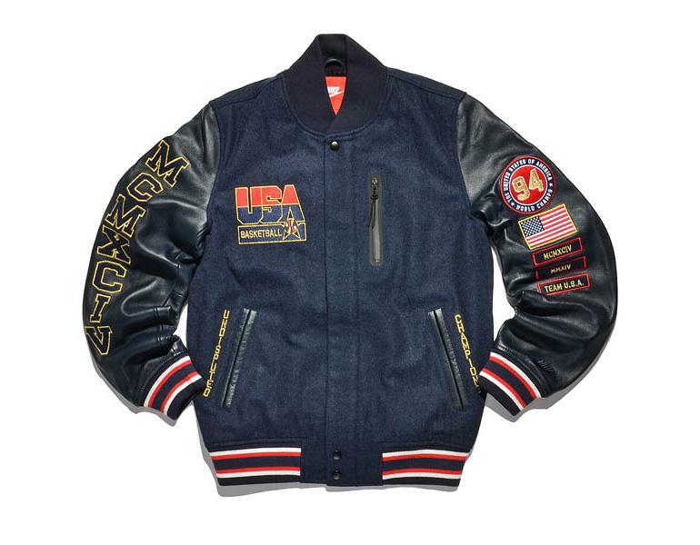 4323d8fb882a9 Nike Team USA Destroyer Basketball Jacket