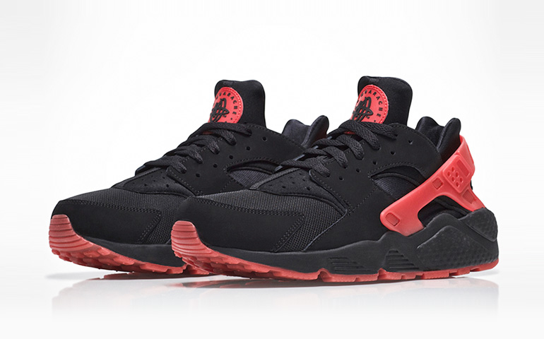 check out d04dc 1f549 Nike Air Huarache Black QS – Love Hate Pack