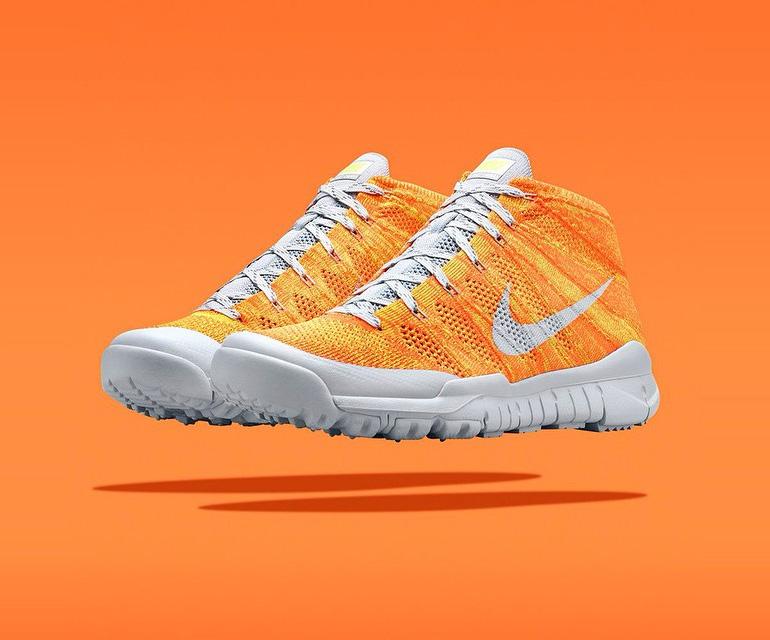 buy popular 3b7ff f6a2d Nike Flyknit Trainer Chukka SFB – Total Orange
