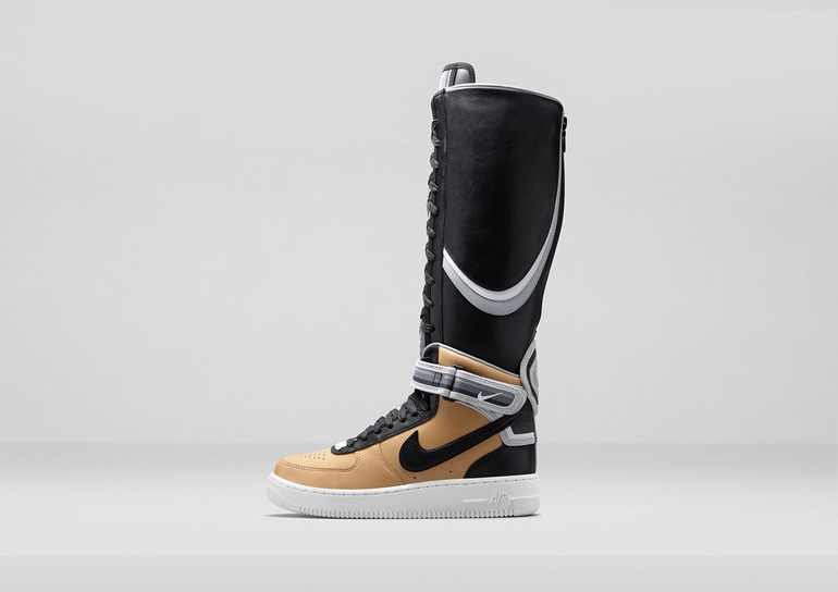Nike + R.T. Air Force 1 WMNS Boot – Tisci Beige Collection