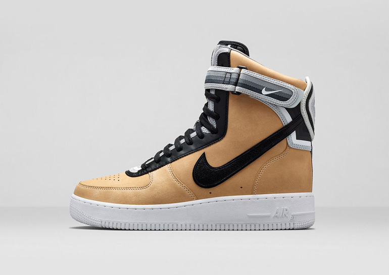 Nike + R.T. Air Force 1 High – Tisci Beige Collection