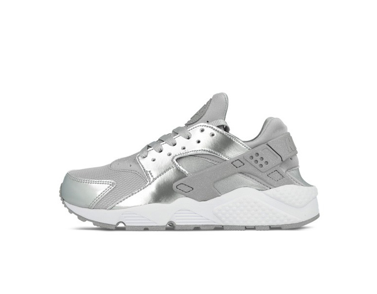 Nike Air Huarache Silber