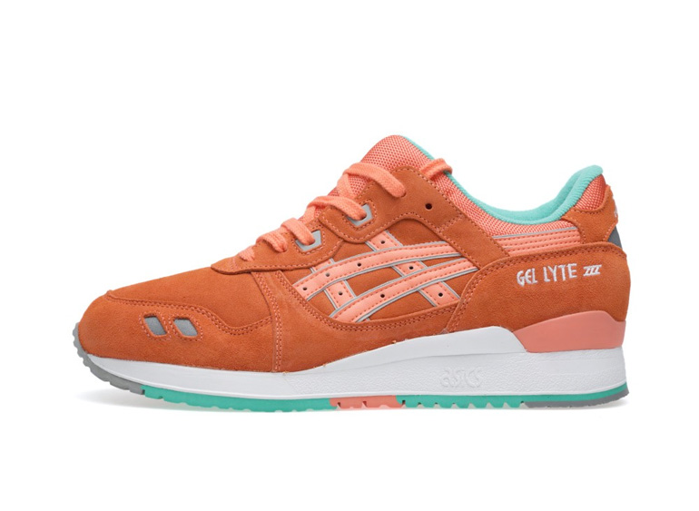 Lágrimas después del colegio damnificados  Asics Gel Lyte III – All Weather Fresh Salmon | sneakerb0b RELEASES