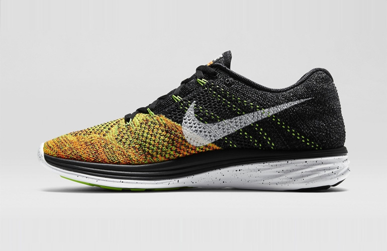 nike flyknit lunar 3 multicolor sneakerb0b releases. Black Bedroom Furniture Sets. Home Design Ideas