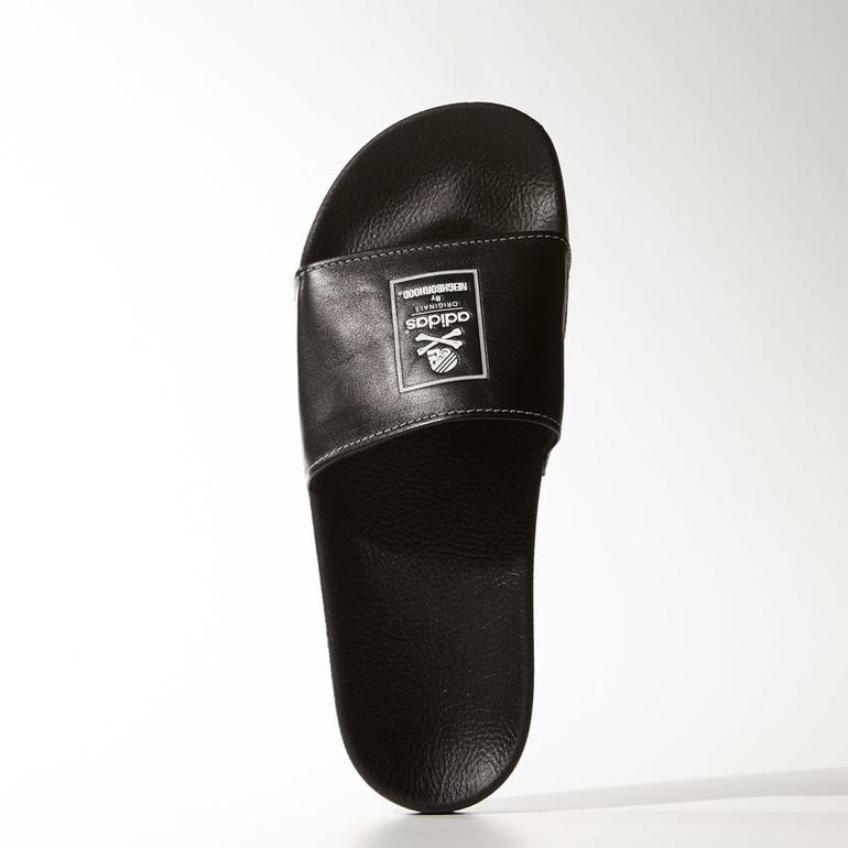 the latest c897d 03b60 adidas x Neighborhood adilette  sneakerb0b RELEASES