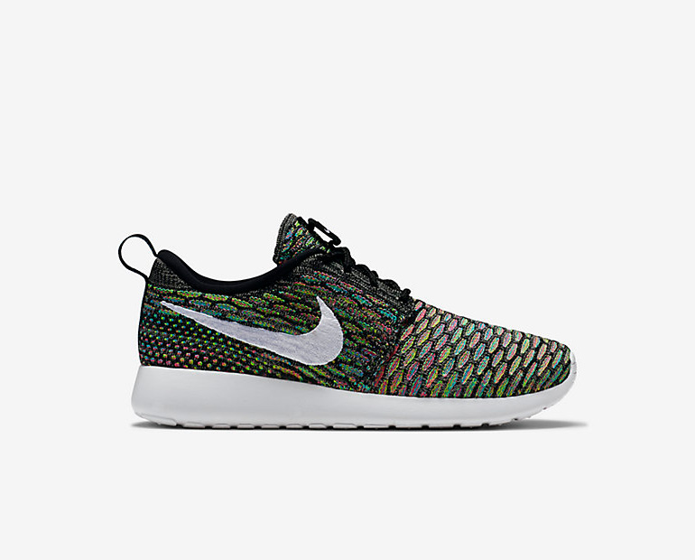 Flyknit Roshe Run Multicolor