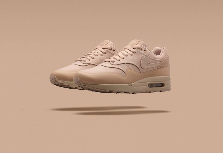 new product 147a2 2cfdc sand-air-max-1-patch. Nike Air Max 1 V SP ...