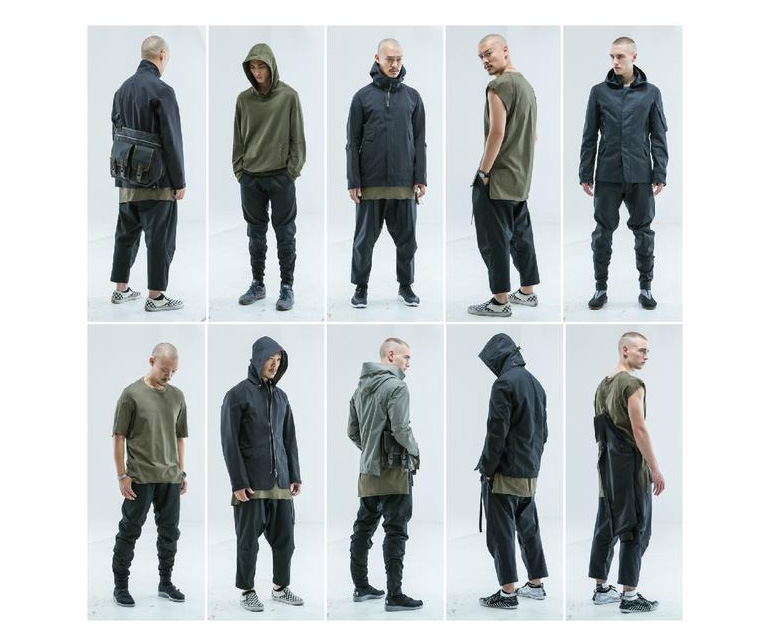 ACRONYM SS15 Collection | sneakerb0b RELEASES
