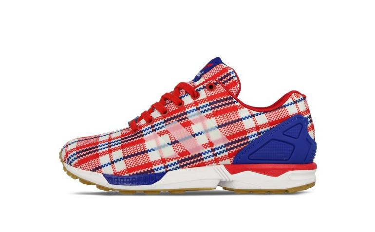 adidas zx flux quadrille