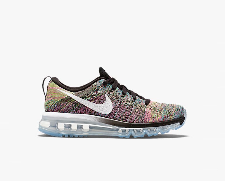 super popular a2838 44221 Nike WMNS Flyknit Air Max – Multicolor   sneakerb0b RELEASES