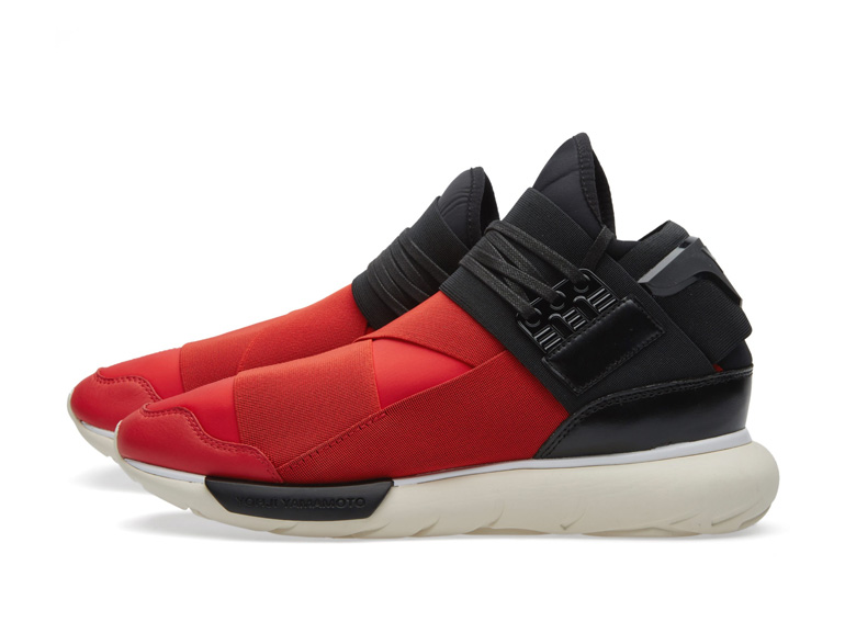 Adidas Y3 Qasa High Red