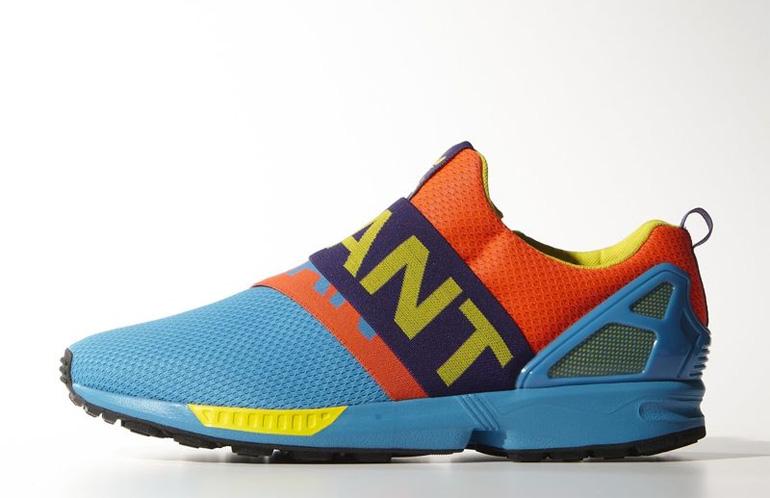 Publicity Photo for Adidas mi ZX Flux Boba Fett Shoes (2015) Nerdy