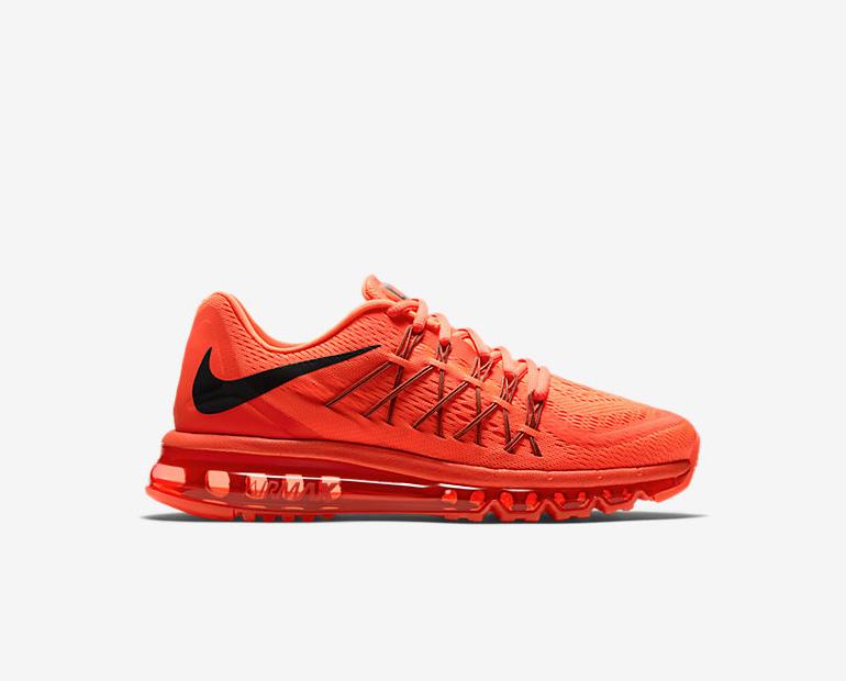 e2a8d713f0 Nike Air Max 2015 – Bright Crimson | sneakerb0b RELEASES
