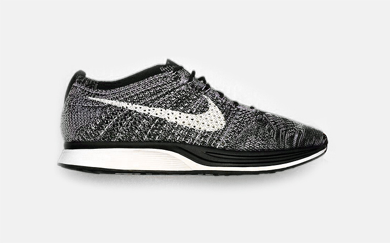 nike flyknit racer oreo 2 0. Black Bedroom Furniture Sets. Home Design Ideas