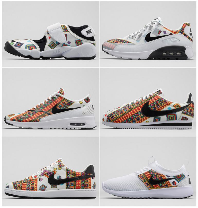 new photos df32d f45f5 Nike x Liberty Summer 2015 Merlin Collection