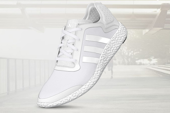 Pure Boost Adidas White