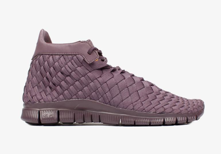 Details zu Nike Free Inneva Woven Mid SP Purple ShadePurple Shade
