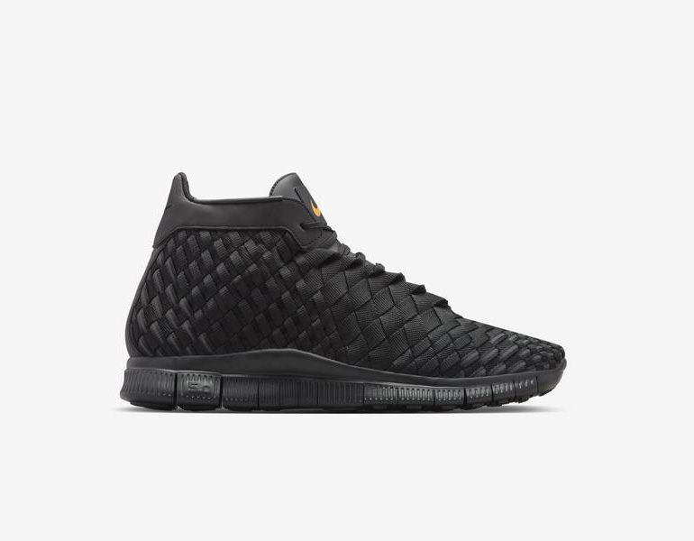 premium selection 6e208 9073b Nike Free Inneva Woven Mid SP – Black