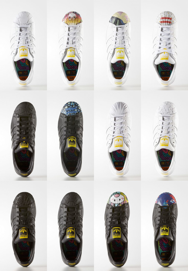 new styles 5c230 06a67 adidas Originals by Pharrell Williams Supershell   sneakerb0b RELEASES