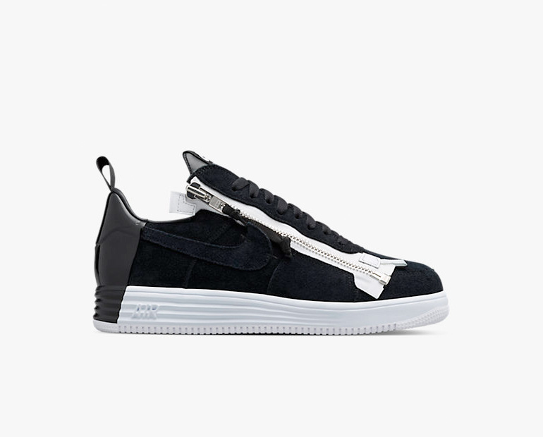 purchase cheap a9e4b d94bd ... promo code for acronym x nike lunar force 1 black sneakerb0b releases  8aa6f 124e1