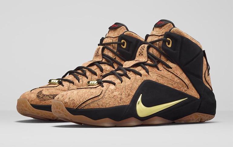 90466e0b851 Nike Lebron 12 EXT – King s Cork