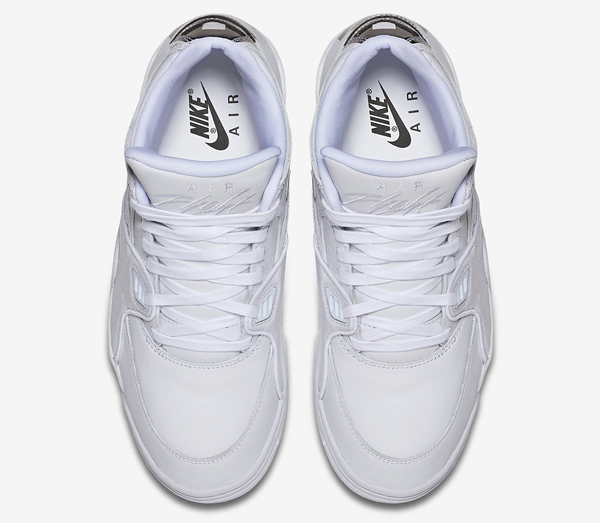 sale retailer cb967 92a7a nike-air-flight-89-white-black-qs