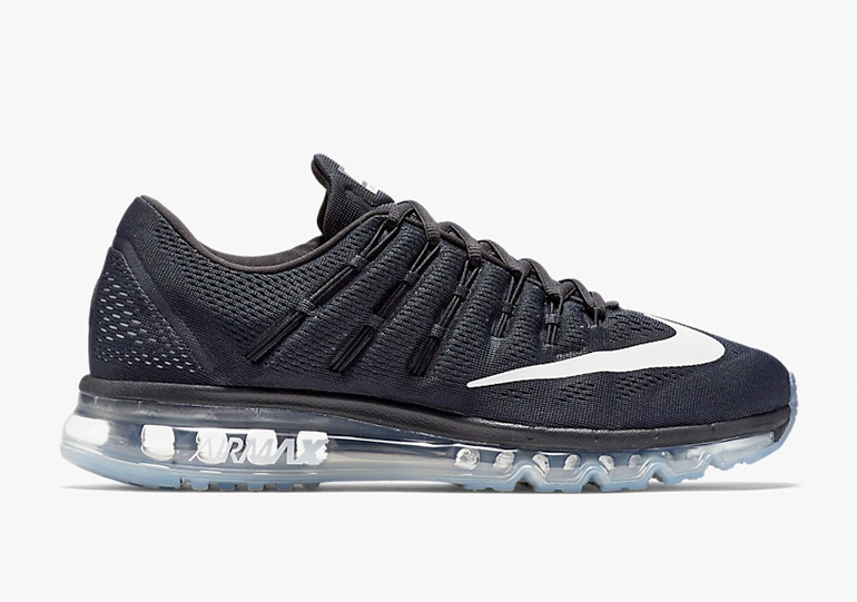 Nike Air Max 2016 – Black | sneakerb0b RELEASES