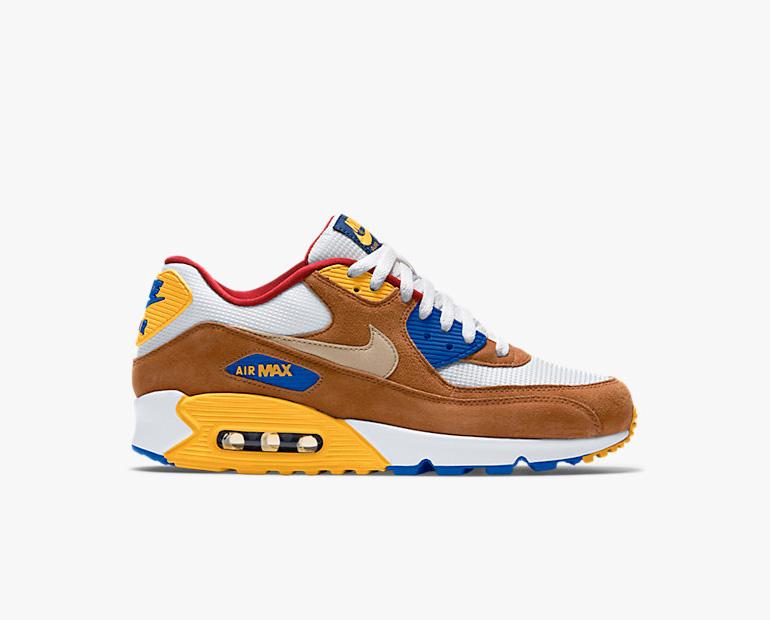 6deb33dc57 Nike Air Max 90 Premium – Curry   sneakerb0b RELEASES