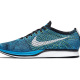 Nike Flyknit Racer – Blue Cactus