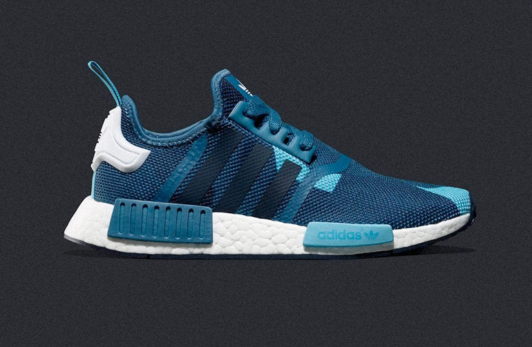 Adidas Nmd Legend Blue