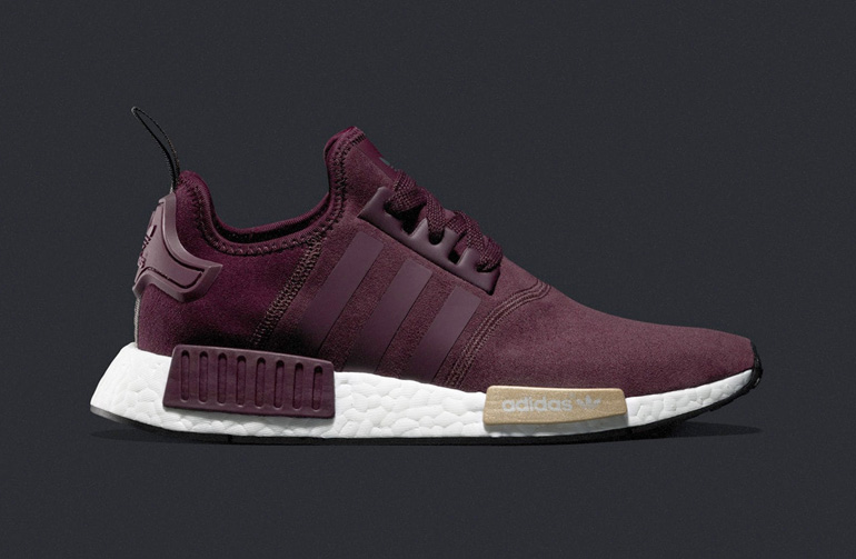 96e885069 Adidas Nmd Grey Black Maroon kenmore-cleaning.co.uk