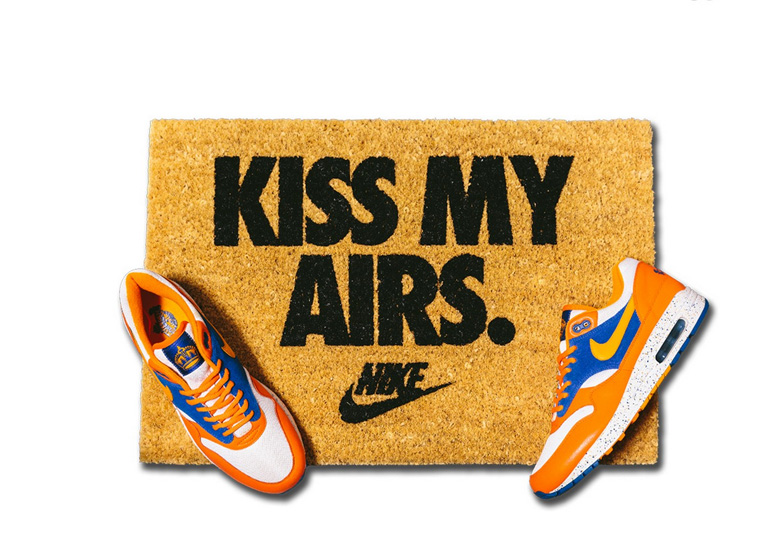 Need More Kiss My Airs Doormat Sneakerb0b Releases