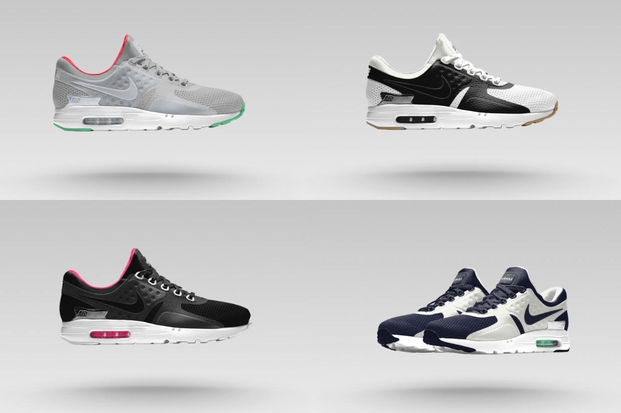 Nike Air Max Zero iD | sneakerb0b RELEASES