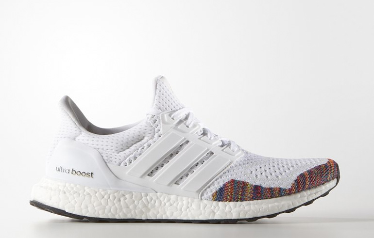 Ultra Boost Multicolor