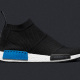 adidas NMD_CS1 City Sock – Core Black / Lush Blue