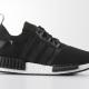adidas NMD_R1 Primeknit – Core Black White