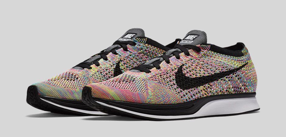 Nike Flyknit Multicolor