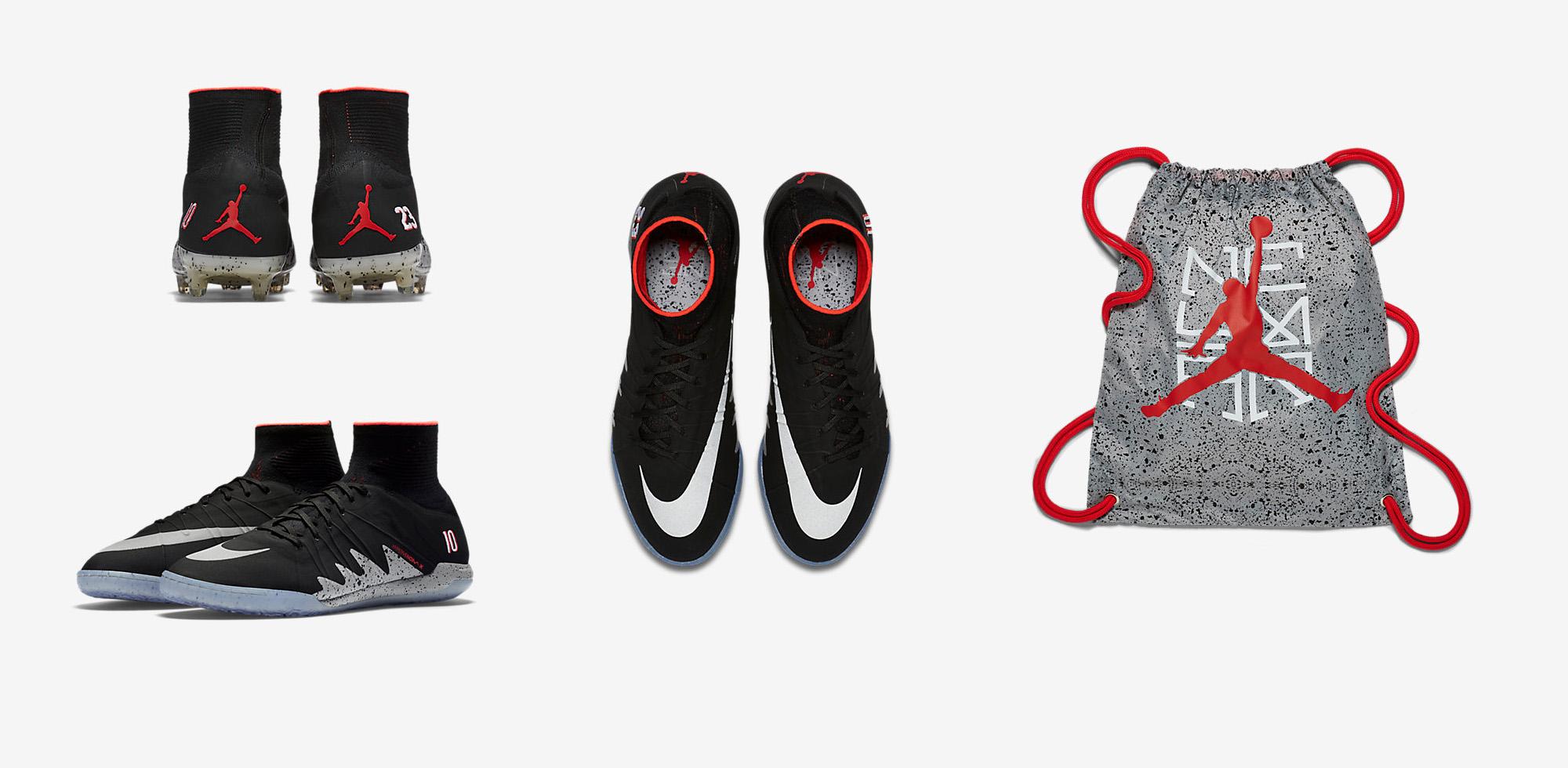 c0c70b485c8 Nike HypervenomX Proximo IC NJR x Jordan: 820118-006. neymar-jordan