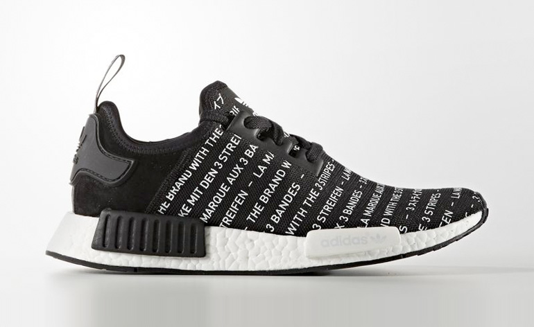 énorme réduction 49d02 17e99 adidas NMD_R1 – The Brand With The 3 Stripes Black ...